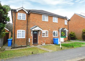 Thumbnail 2 bed semi-detached house to rent in Somerset Road, Farnborough, Hampshire