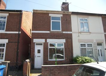 Thumbnail 2 bedroom end terrace house for sale in Trent Street, Alvaston, Derby