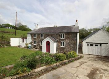 Thumbnail 4 bed detached house for sale in Cwmgiedd, Ystradgynlais, Swansea