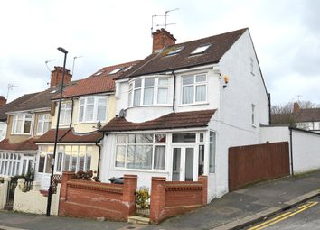 Thumbnail 4 bed end terrace house for sale in Parry Road, South Norwood
