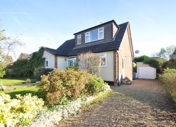 Thumbnail 3 bed detached house for sale in Madeley Road, Church Crookham, Fleet