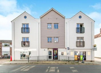 Thumbnail 2 bed flat for sale in Rowhedge, Colchester, Essex