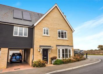 Thumbnail 4 bed detached house for sale in Burns Way, Thaxted, Dunmow, Essex