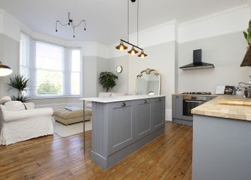 Thumbnail 2 bed flat for sale in Pevensey Road, St. Leonards-On-Sea, East Sussex.