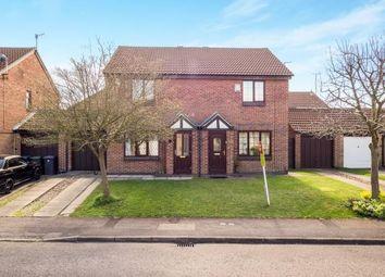 Thumbnail 3 bed semi-detached house for sale in Mickleborough Way, West Bridgford, Nottingham, Nottinghamshire