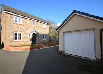 Thumbnail 4 bed detached house for sale in Rose Close, Pembroke