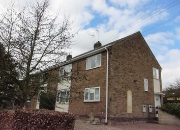 Thumbnail 2 bed maisonette to rent in Cromwell Crescent, Lambley, Nottingham