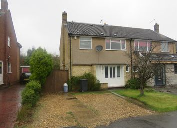 Thumbnail 4 bed semi-detached house for sale in Norton Leys, Rugby