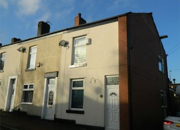 Thumbnail 2 bedroom end terrace house for sale in Halton Street, The Haulgh, Bolton, Lancashire