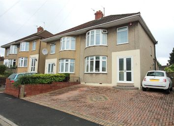Thumbnail 3 bed semi-detached house for sale in Kingswood, Bristol