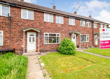 Thumbnail 3 bed terraced house for sale in Sigston Road, Beverley