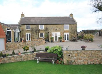 Thumbnail 4 bed detached house for sale in Leake Lane, Nether Silton, Thirsk