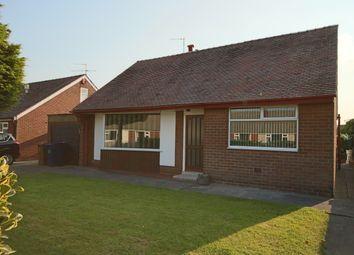Thumbnail 2 bedroom detached bungalow to rent in Longfield, Penwortham, Preston
