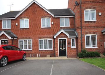 Thumbnail 3 bed town house for sale in Redbridge Close, Ilkeston