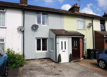 Thumbnail 2 bed terraced house for sale in Canterbury Road, Ashford