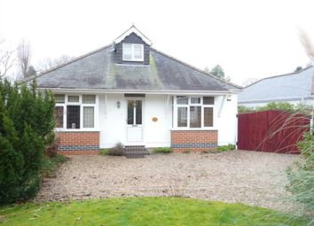 Thumbnail 4 bed detached bungalow for sale in Scartho Road, Grimsby