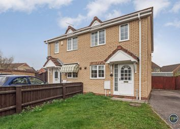 Thumbnail 2 bedroom property for sale in Wigmore Drive, Park Farm, Peterborough