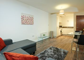Thumbnail 1 bed flat for sale in Landmark, Dudley Road, Brierley Hill