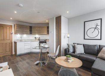 1 bed flat for sale in Kings Crescent, Strutts Park, Derby DE1