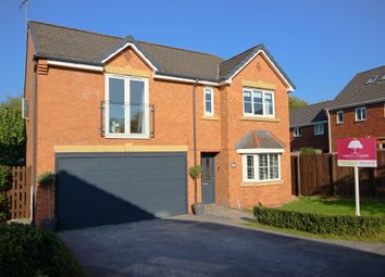 Thumbnail 4 bed detached house for sale in Thrush Way, Winsford, Cheshire