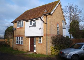 Thumbnail 3 bed detached house for sale in Kestrel Close, Beck Row