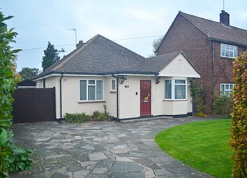 Thumbnail 2 bedroom detached bungalow for sale in Poverest Road, Petts Wood, Orpington