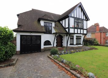 Thumbnail 4 bed detached house for sale in Ridgeway, Newport, Newport