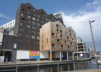 Thumbnail 1 bed flat to rent in Quayside, Ipswich