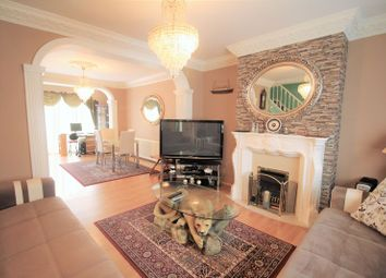 Thumbnail 4 bed terraced house for sale in Empire Avenue, London
