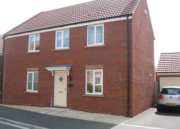 Thumbnail 3 bed end terrace house to rent in The Badgers, Weston Super Mare
