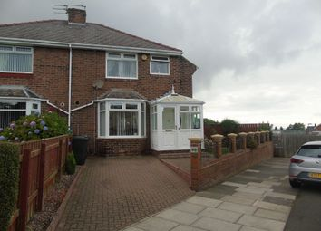Thumbnail 3 bedroom semi-detached house for sale in Kenton Road, Gosforth, Newcastle Upon Tyne
