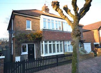 Thumbnail 3 bed semi-detached house for sale in Hopwood Gardens, Tunbridge Wells, Kent