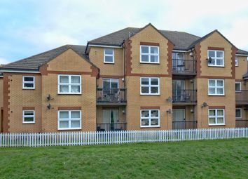Thumbnail 2 bed flat for sale in College Fields, Woodhead Drive, Cambridge