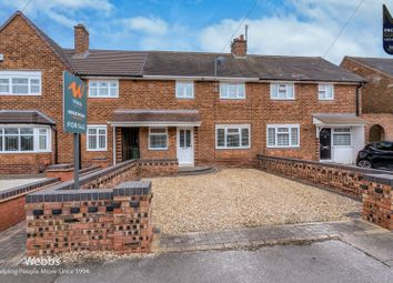 Grenfell Road, Bloxwich, Walsall WS3. 3 bed terraced house for sale