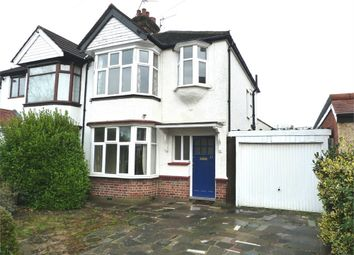 Thumbnail 3 bedroom semi-detached house to rent in Northumberland Road, Harrow, Middlesex