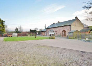 Thumbnail 3 bed barn conversion for sale in Stoneacre Cottage, Cop Lane, Egremont