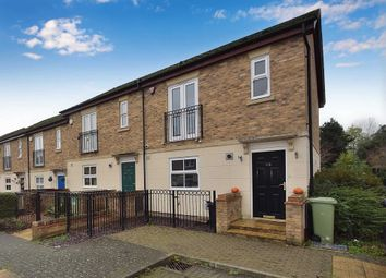 Thumbnail 3 bed end terrace house to rent in Kirkwood Grove, Medbourne, Milton Keynes