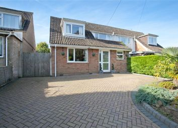 Thumbnail 3 bedroom semi-detached house for sale in Westcourt Lane, Shepherdswell, Dover