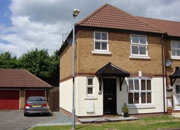 Thumbnail 3 bed property to rent in Wayside Close, Swindon