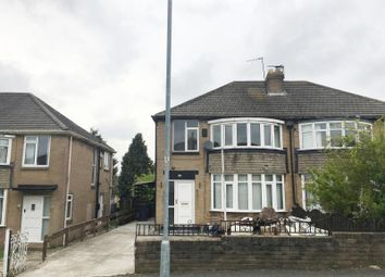 Thumbnail 3 bedroom semi-detached house to rent in Carr Manor Drive, Moortown