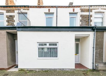Thumbnail 3 bed terraced house for sale in Carlisle Street, Cardiff, South Glamorgan