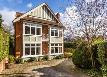 Thumbnail 6 bed detached house for sale in Hook Heath, Woking, Surrey