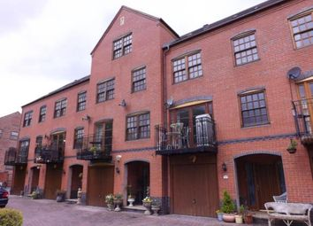 Thumbnail 4 bed terraced house for sale in Lock View, Evesham, Worcestershire