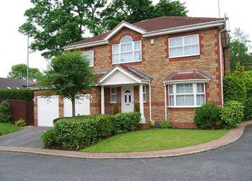 Thumbnail 4 bed detached house for sale in The Wickets, Sandal, Wakefield