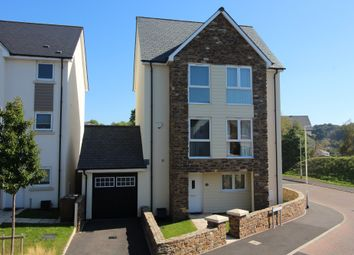 Thumbnail 5 bed detached house for sale in Boston Close, Oreston, Plymouth