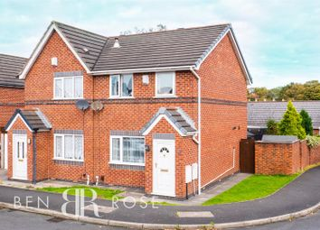 3 bed semi-detached house for sale in Lakeland Gardens, Chorley PR7
