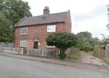 Thumbnail 3 bed detached house for sale in Main Street, Stonnall, Walsall