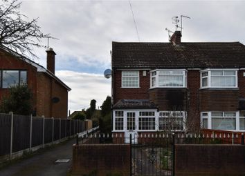 Thumbnail 3 bed semi-detached house for sale in East Close, Wychbold, Droitwich, Worcestershire