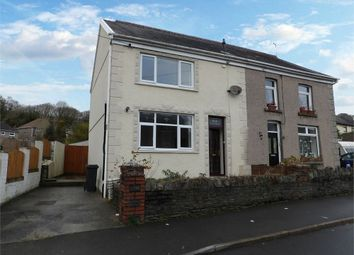Thumbnail 3 bed semi-detached house for sale in Tanydarren, Cilmaengwyn, Pontardawe, Swansea, West Glamorgan