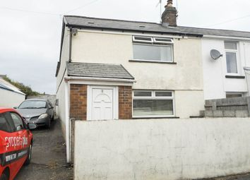 Thumbnail 3 bed semi-detached house for sale in Amos Hill, Penygraig, Tonypandy